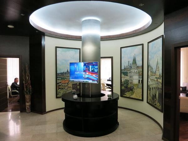 Дизайн коммерческих интерьеров в Москве: дизайн для кафе
